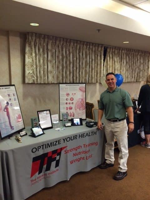 Greg Treviso - Owner / Trainer