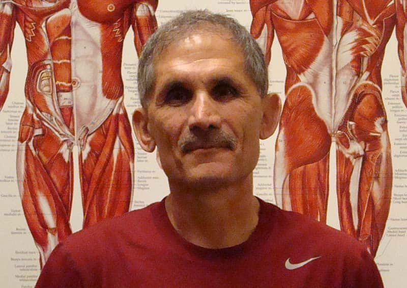 Trainer - Roy D'Aguostino M.S.