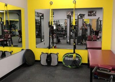 TFI Arrowhead-Fitness
