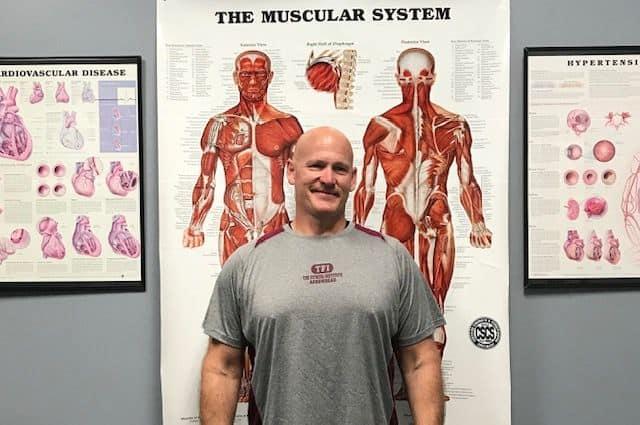 Trainer -Arden Straw